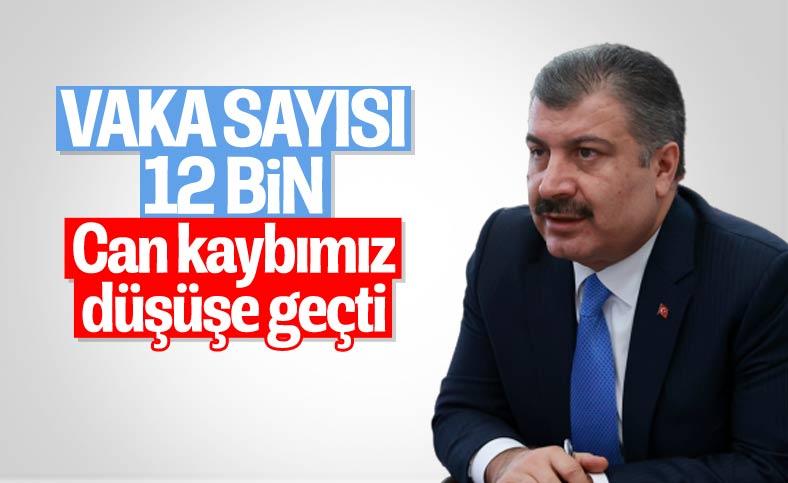 1 Ocak Türkiye'de koronavirüs tablosu