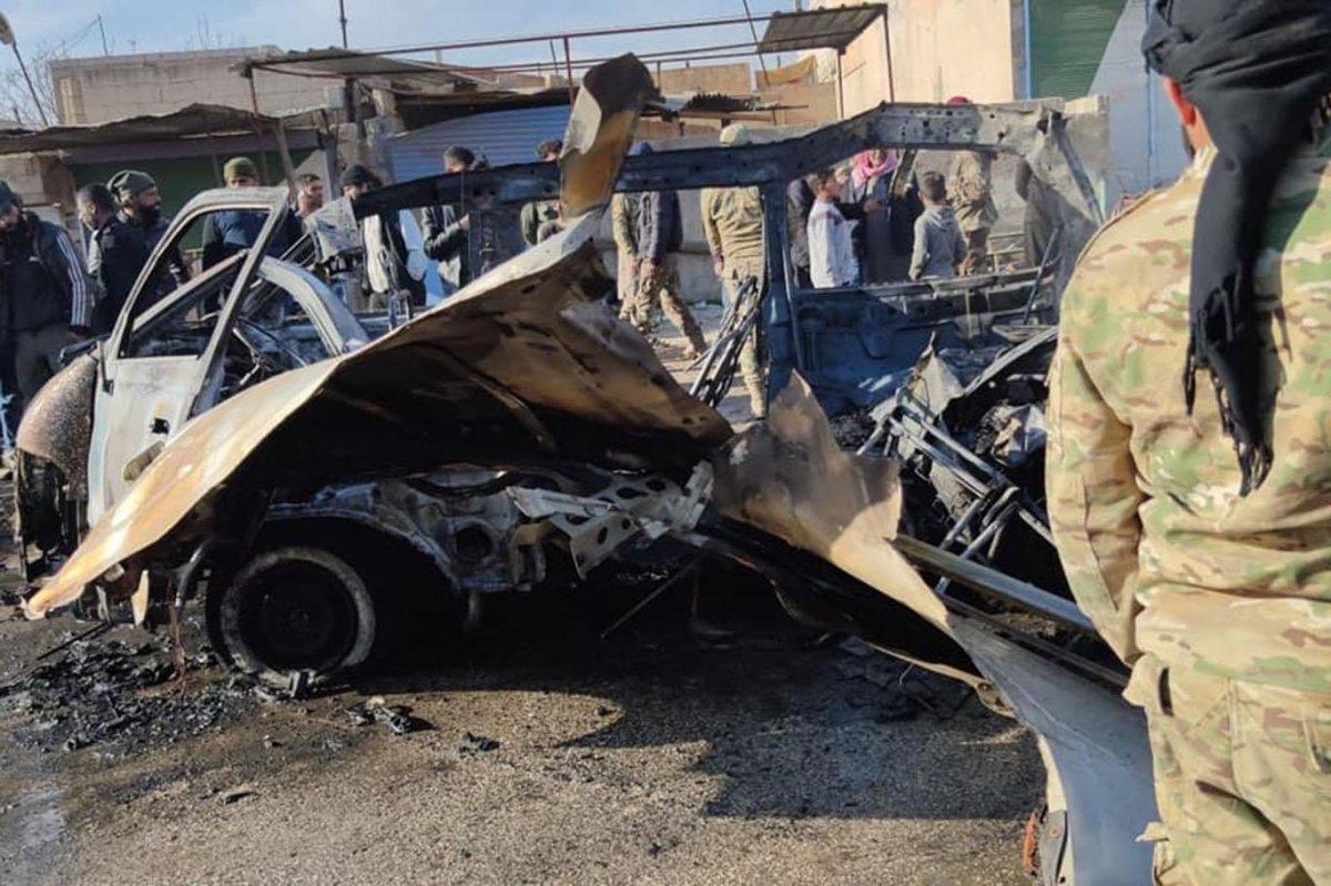 Rasulayn daki bombalı saldırıda 2 çocuk öldü, 4 kişi yaralandı #2