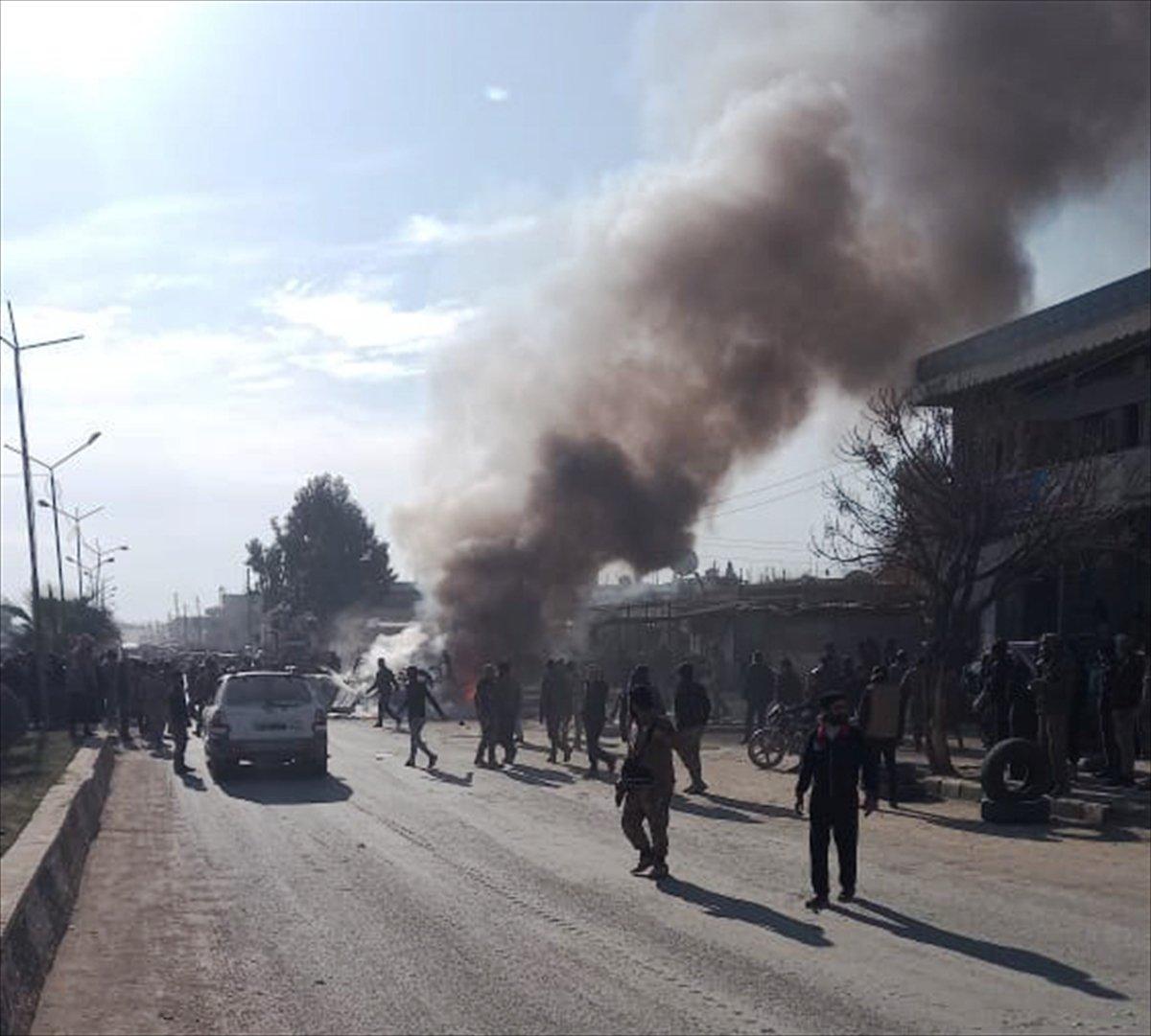 Rasulayn daki bombalı saldırıda 2 çocuk öldü, 4 kişi yaralandı #4