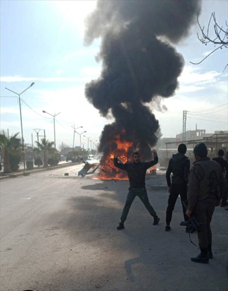 Rasulayn daki bombalı saldırıda 2 çocuk öldü, 4 kişi yaralandı #3