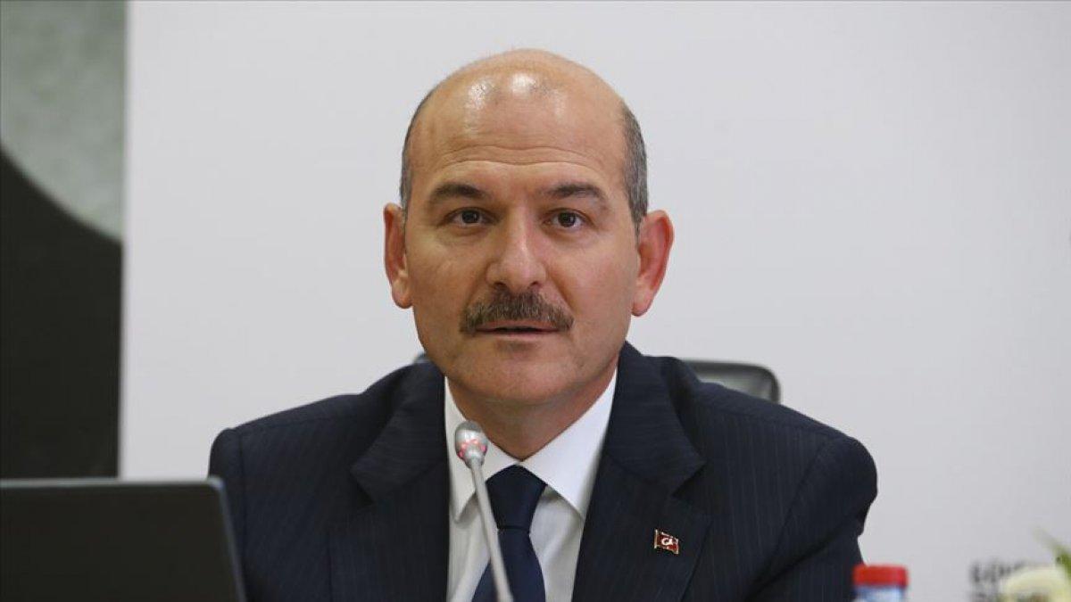 Süleyman Soylu, 2020 de PKK ya katılım sayısını açıkladı #1