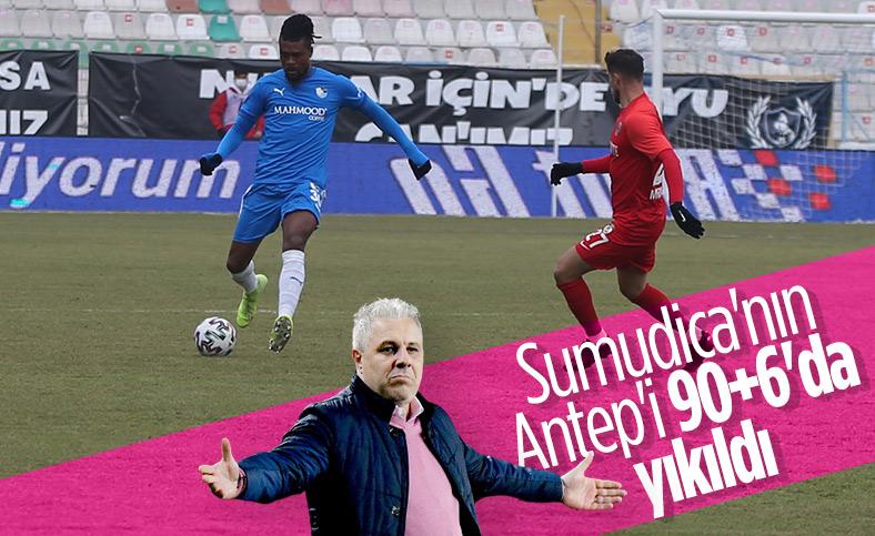 Gaziantep FK son dakikada 3 puanı kaçırdı