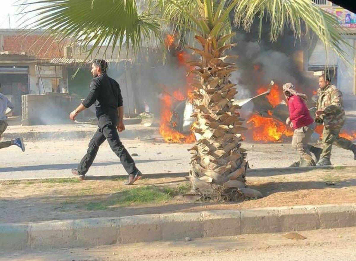 Rasulayn daki bombalı saldırıda 2 çocuk öldü, 4 kişi yaralandı #1