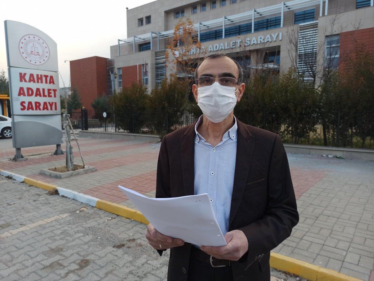 'Aşı olmayana kız yok' diyen Bingör Sönmez'e dava açıldı #1