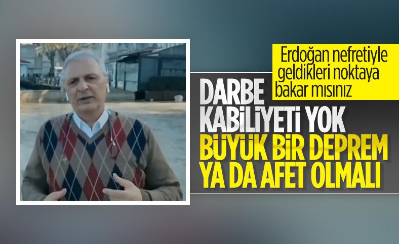 Can Ataklı'dan Erdoğan hakkında nefret dolu sözler