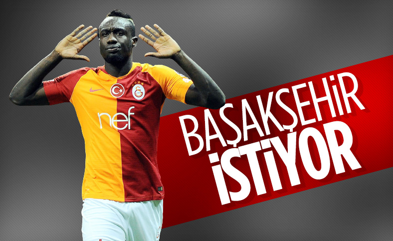 Mbaye Diagne'ye Başakşehir talip oldu
