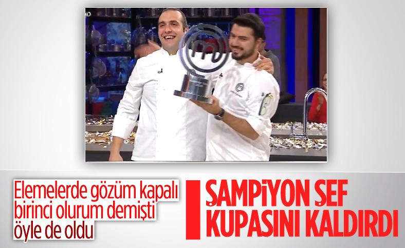 MasterChef Türkiye 2020 şampiyonu, Serhat oldu