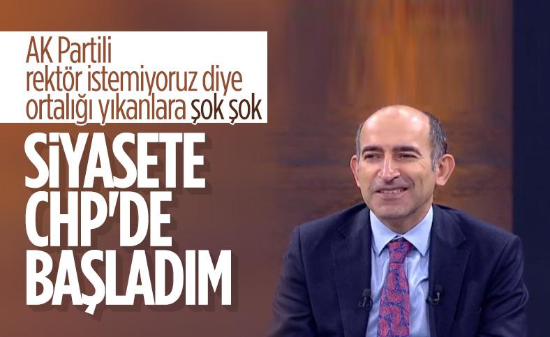 Melih Bulu: Siyasete CHP'de başladım