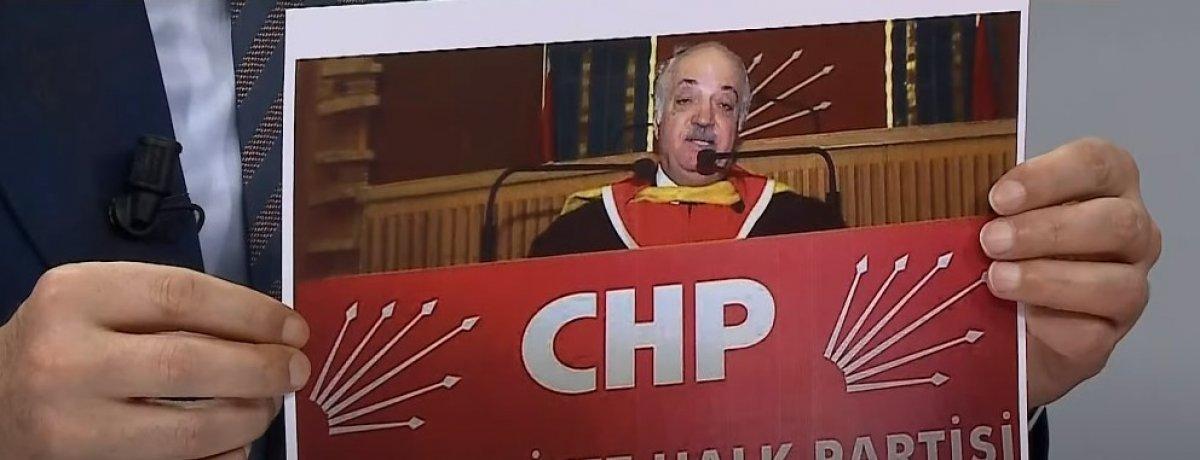Mahir Ünal, CHP ye eski ODTÜ rektörünü hatırlattı #1
