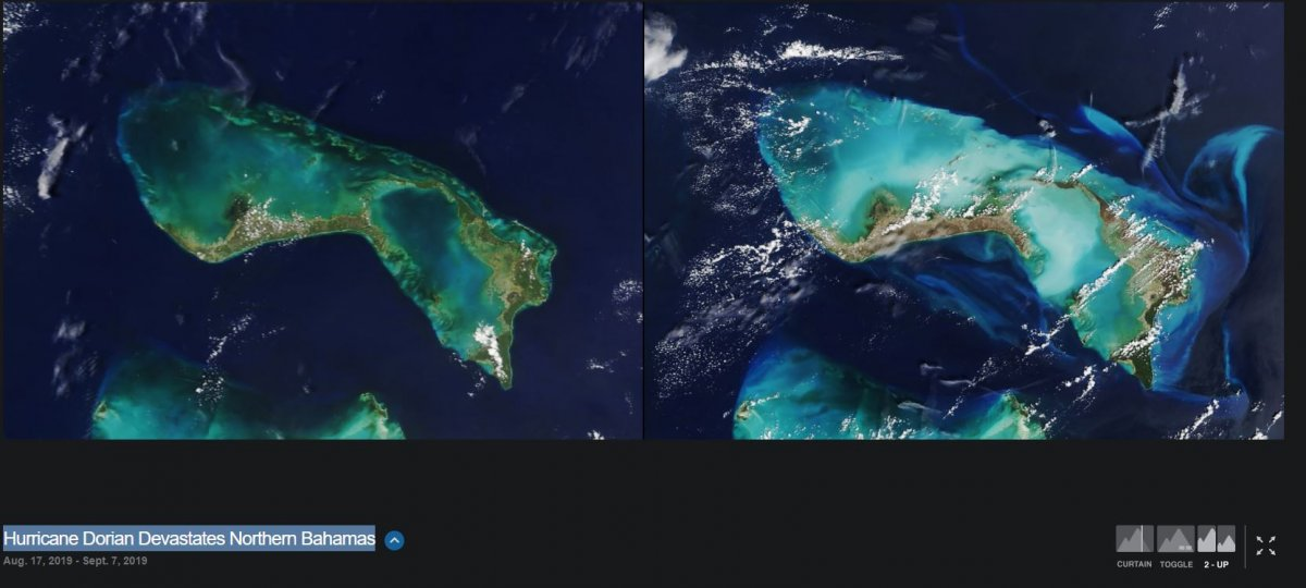 NASA, iklim değişikliğinin dünyayı nasıl değiştirdiğini gösteren fotoğrafları yayınladı #25