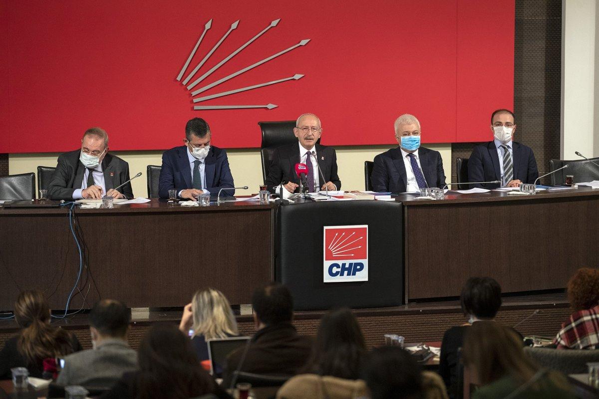 Kemal Kılıçdaroğlu: HDP nin kapatılması doğru değil #3