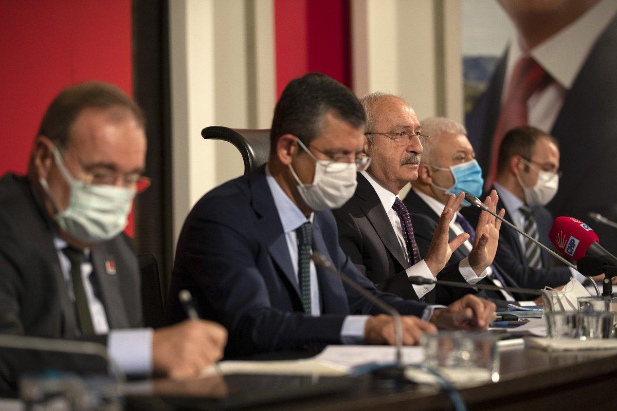 Kemal Kılıçdaroğlu: HDP nin kapatılması doğru değil #2