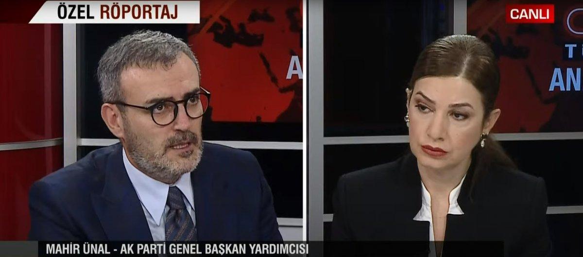 Mahir Ünal, CHP ye eski ODTÜ rektörünü hatırlattı #2