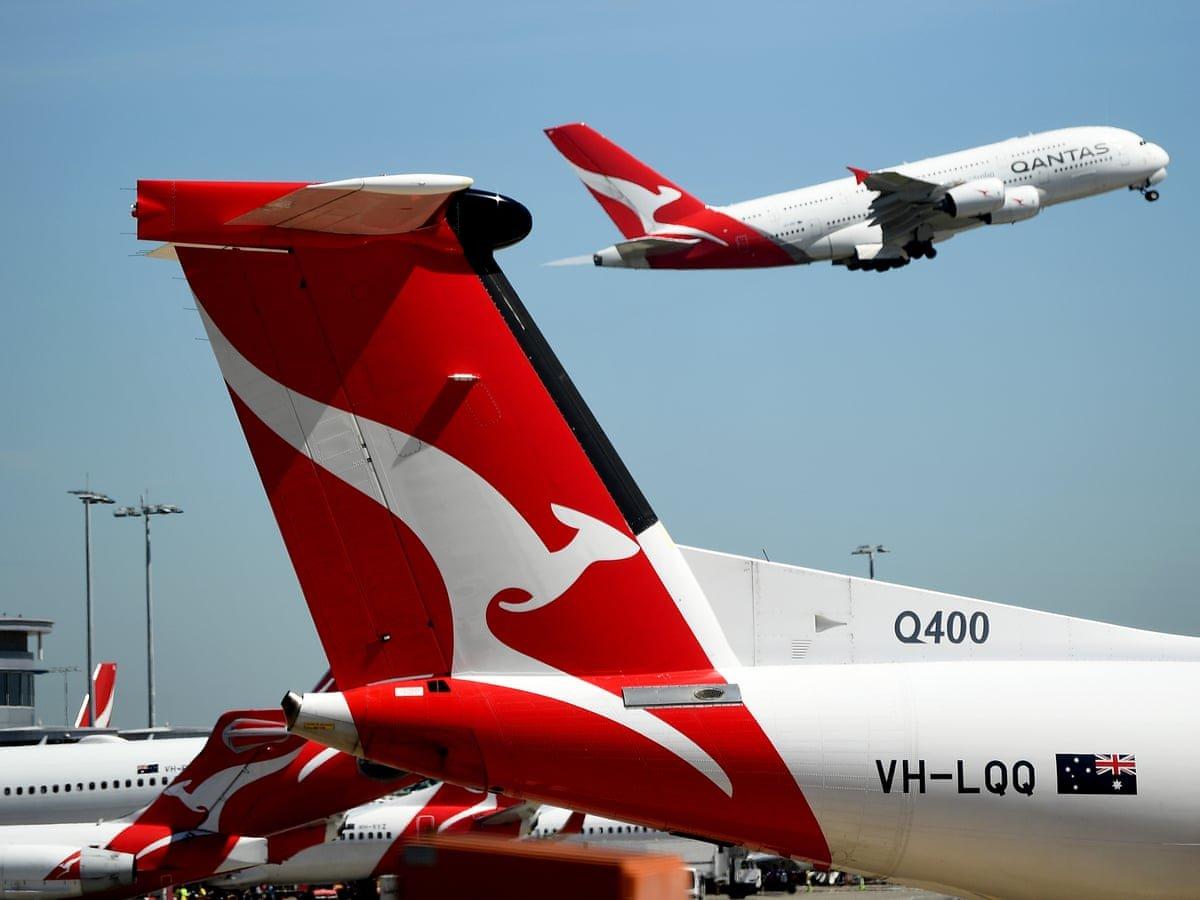 Qantas Hava Yolları ndan uçuş için koronavirüs aşısı şartı #1