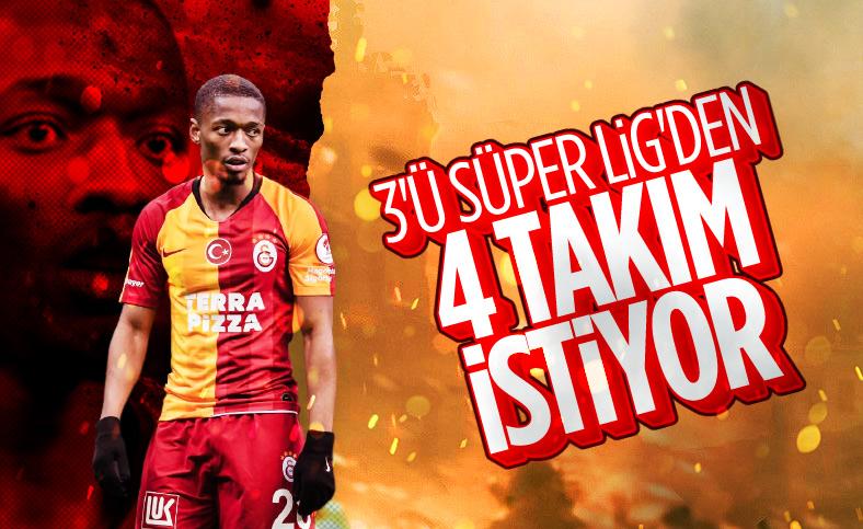Galatasaray Jesse Sekidika'yı kiralayacak