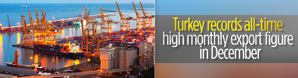 Turkey's exports top $169.5B in 2020
