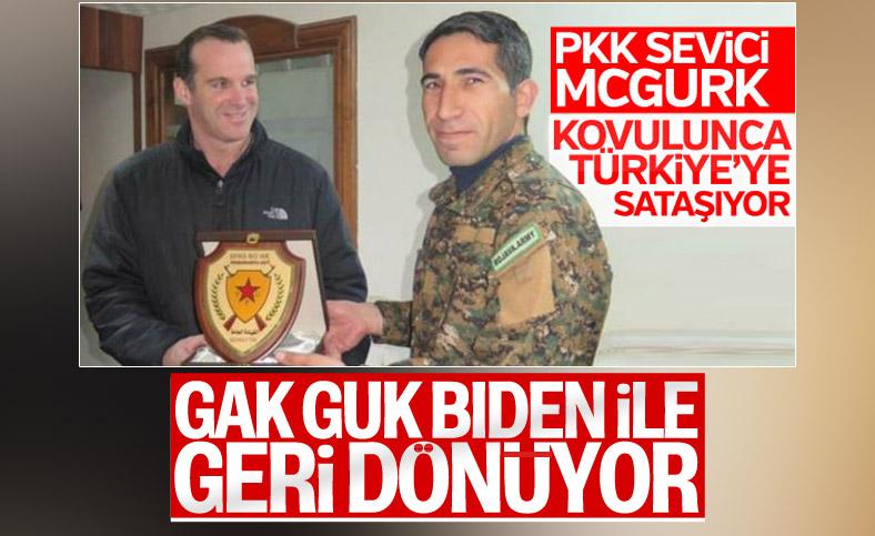 Biden, Türkiye düşmanı McGurk'u da kadrosuna katıyor