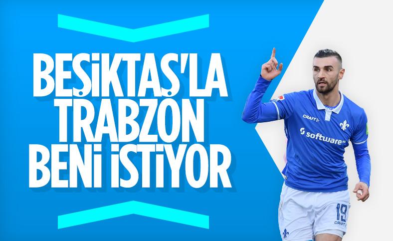 Serdar Dursun: Menajerim Beşiktaş ve Trabzon'la görüşüyor