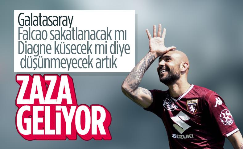 Galatasaray, Simone Zaza'nın peşinde