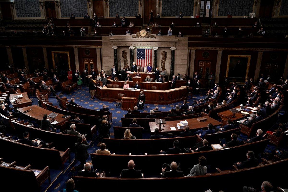ABD Kongresi, Biden ın başkanlığını onaylayacak #3