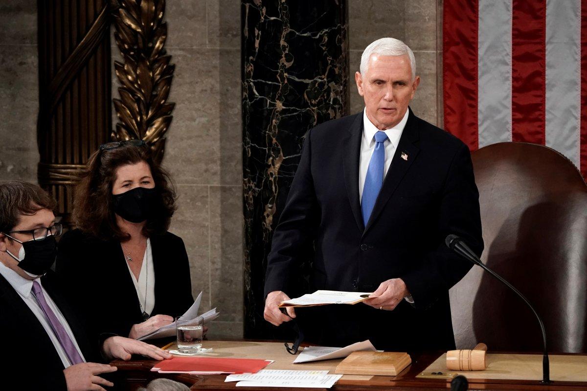 ABD Kongresi, Biden ın başkanlığını onaylayacak #2