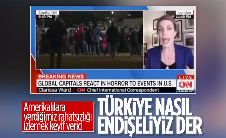 CNN International: Türkiye'nin açıklaması şaşırtıcı