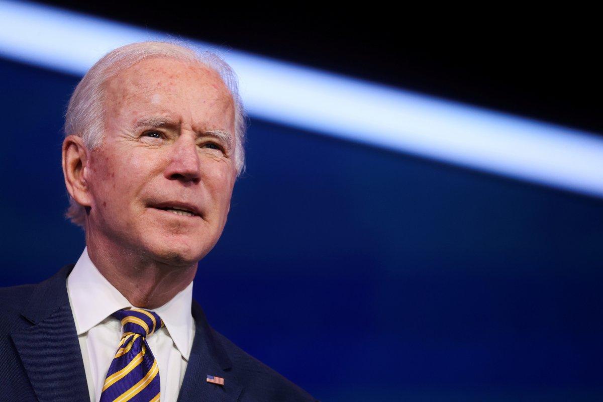 Joe Biden dan ABD de yaşananlara ilişkin açıklamalar #1
