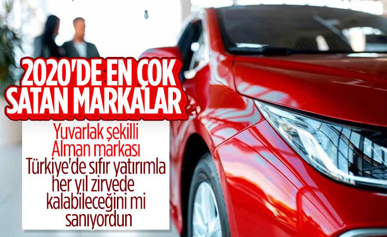 2020'de Türkiye'de en çok satan otomobil markaları: Volkswagen ilk üçe giremedi