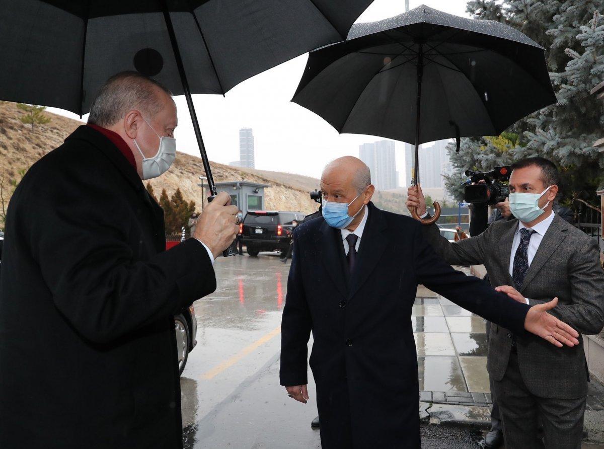 Cumhurbaşkanı Erdoğan a Oğuzhan Asiltürk ziyareti soruldu #1