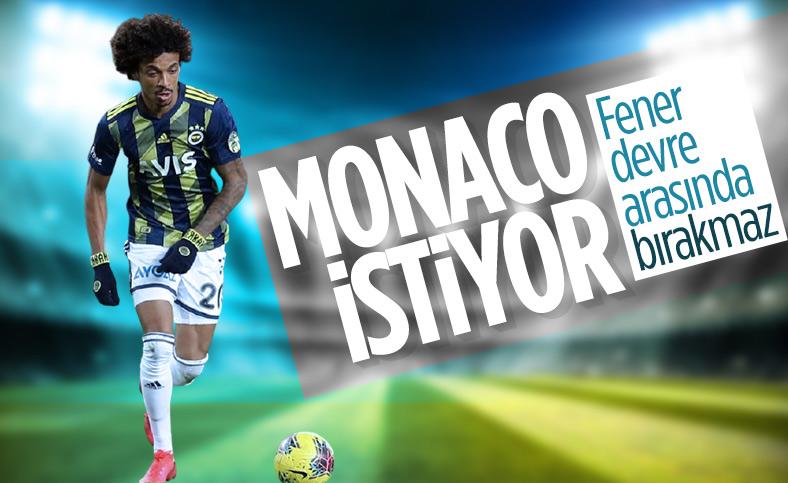 Monaco, Luiz Gustavo'ya talip oldu