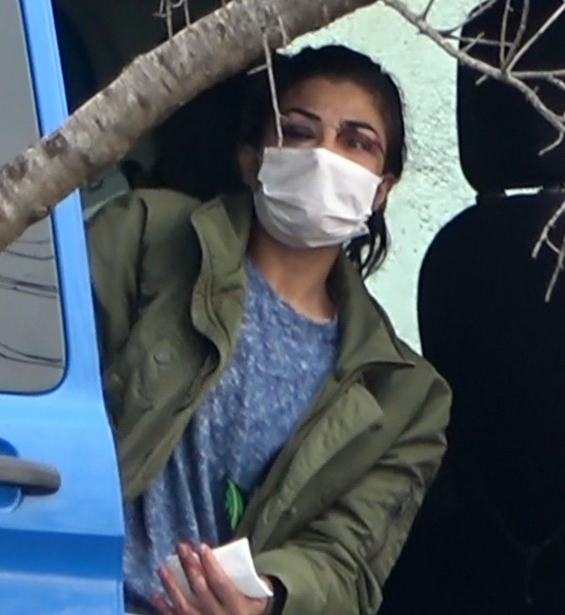 Antalya da kelepçeli koca şiddeti cinayetle bitti #6