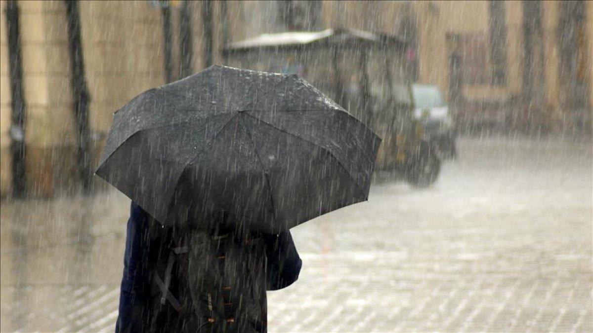 Ülke genelinde çamurlu yağış bekleniyor
