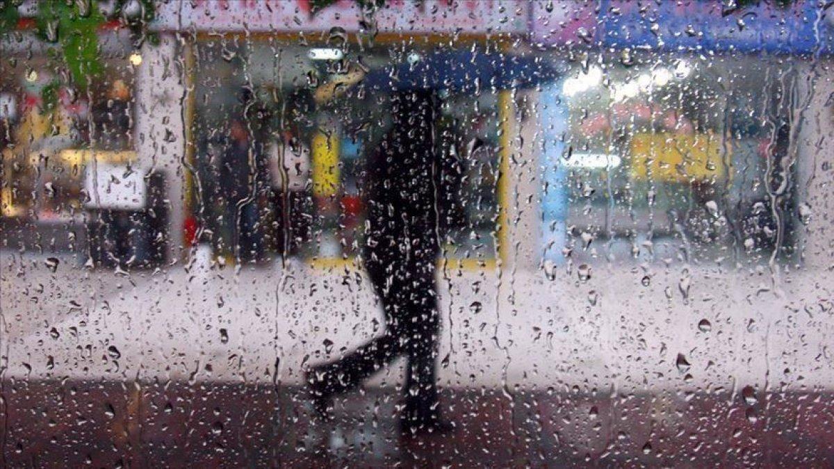 Ülke genelinde çamurlu yağış bekleniyor #2