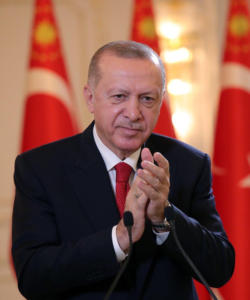 Cumhurbaşkanı Erdoğan dan  Boğaziçi  açıklaması: Eylemlerin fikir özgürlüğüyle alakası yok #2