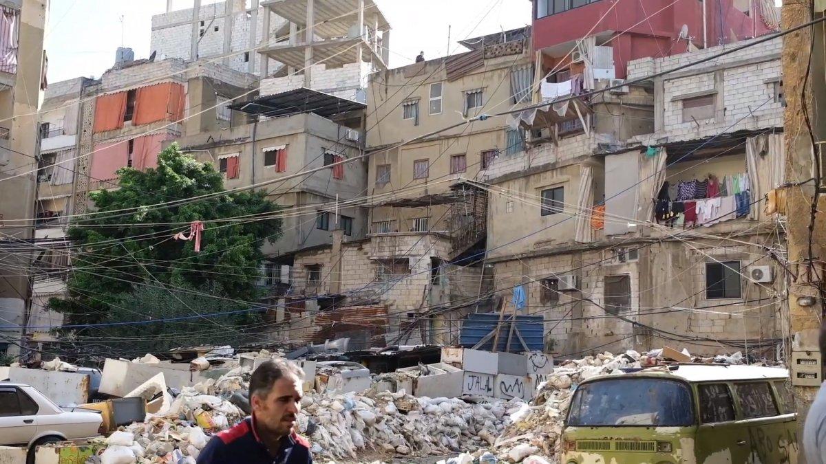 Filistinli mültecileri yalnız bırakmayalım #5