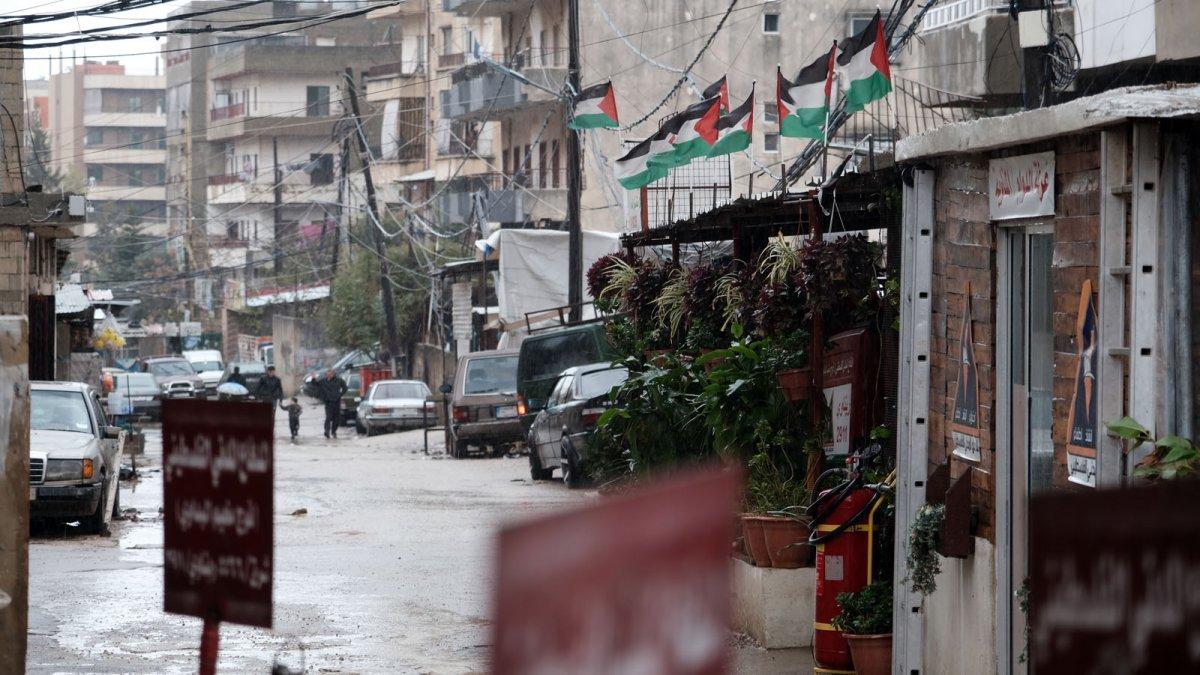 Filistinli mültecileri yalnız bırakmayalım #2