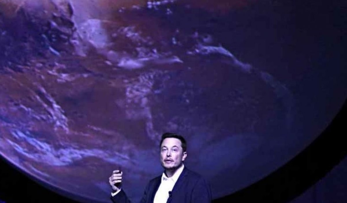 Elon Musk to sell all of his assets for Mars Colony # 2