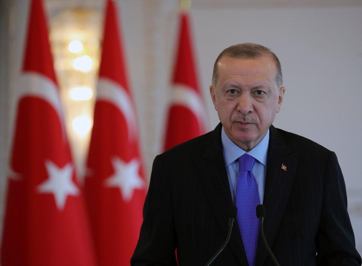 Cumhurbaşkanı Erdoğan: Basın özgürlüğünden hiçbir zaman vazgeçmeyeceğiz #1