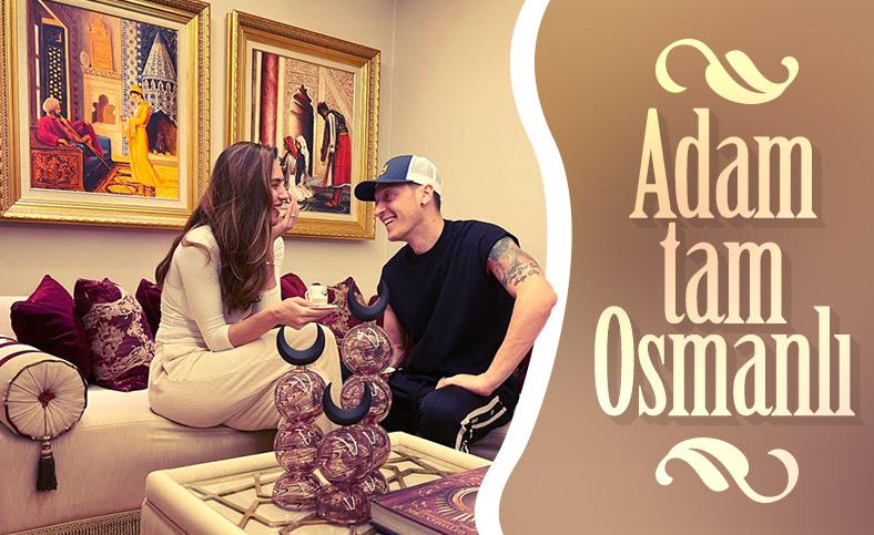 Mesut Özil'den Türk kahvesi paylaşımı