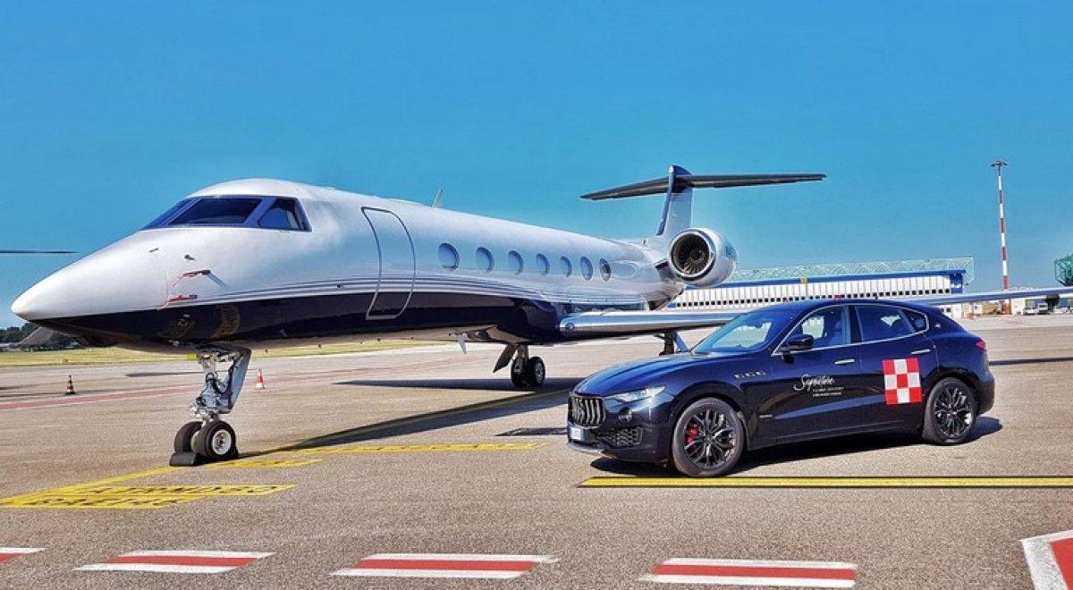 Bill Gates havacılık şirketi satın almak istiyor #1