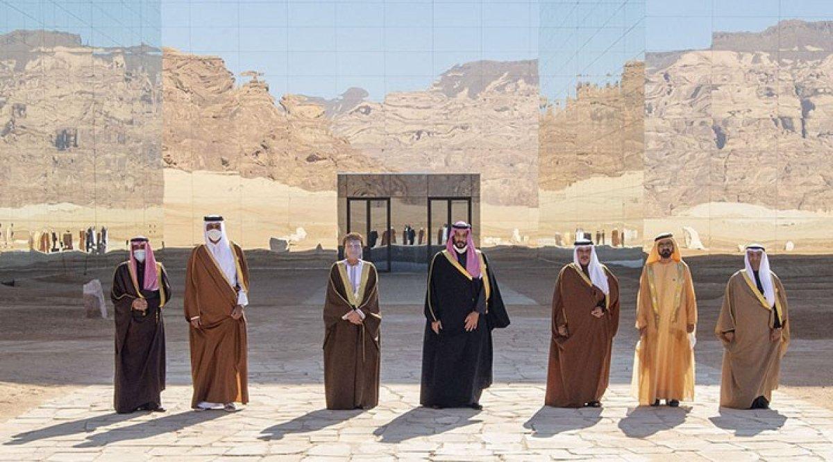 Bahreyn ve Katar arasında uçuşlar bugün başladı #1