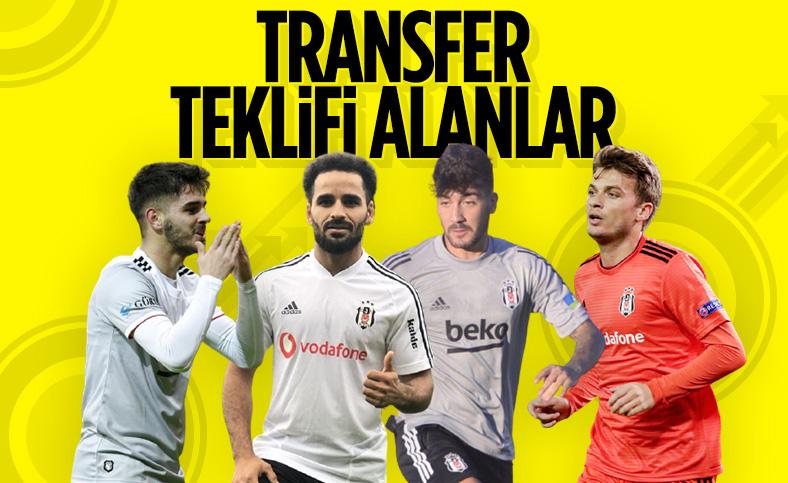 Beşiktaş'ta Ljajic, Atakan, Hasic ve Douglas'a talip var