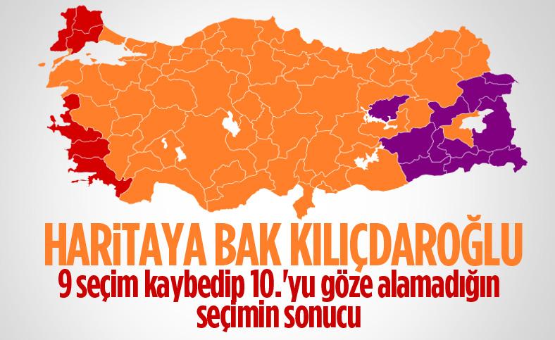 Kılıçdaroğlu'nun, 'sözde cumhurbaşkanı' sözü, büyük tepki topladı