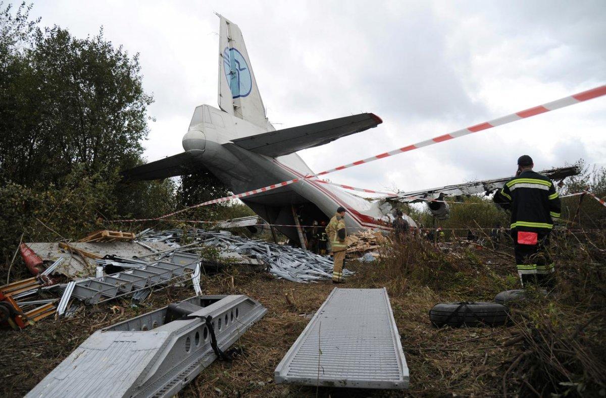 Yakın tarihin en trajik, ölümlü uçak kazaları #1