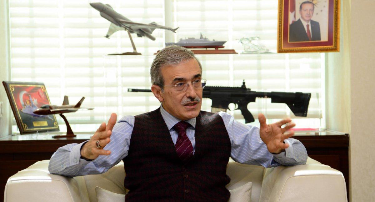 SSB Başkanı İsmail Demir: 2021 de Akıncı TİHA da ilk teslimatlar yapılacak #6