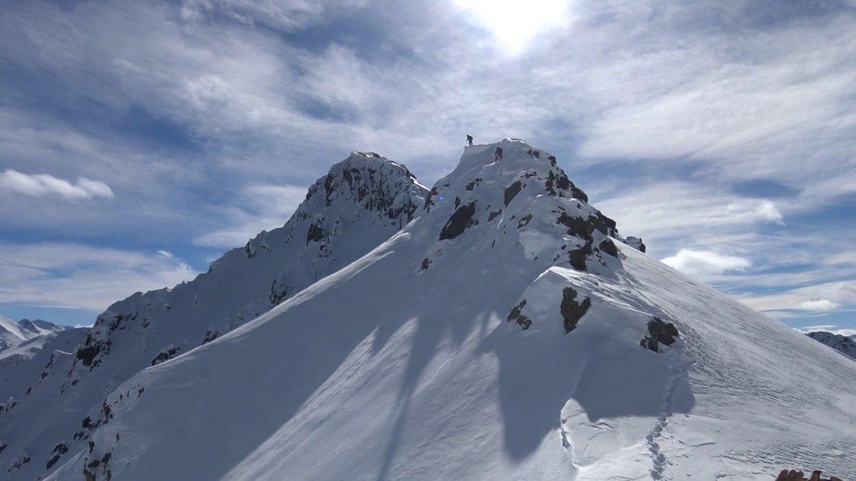 Kaçkarlar da yapılacak helikopterle kayak sporu, Rize yi hareketlendirdi #5