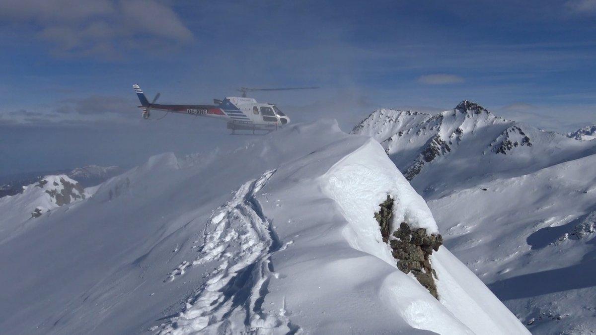 Kaçkarlar da yapılacak helikopterle kayak sporu, Rize yi hareketlendirdi #1