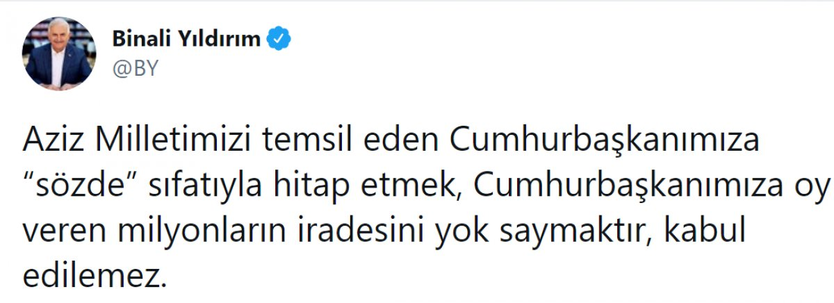 Kılıçdaroğlu nun,  sözde cumhurbaşkanı  sözü, büyük tepki topladı #2
