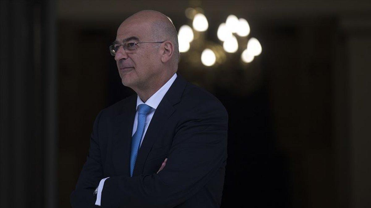 Yunanistan Dışişleri Bakanı Dendias: Türkiye eski Türkiye değil #1