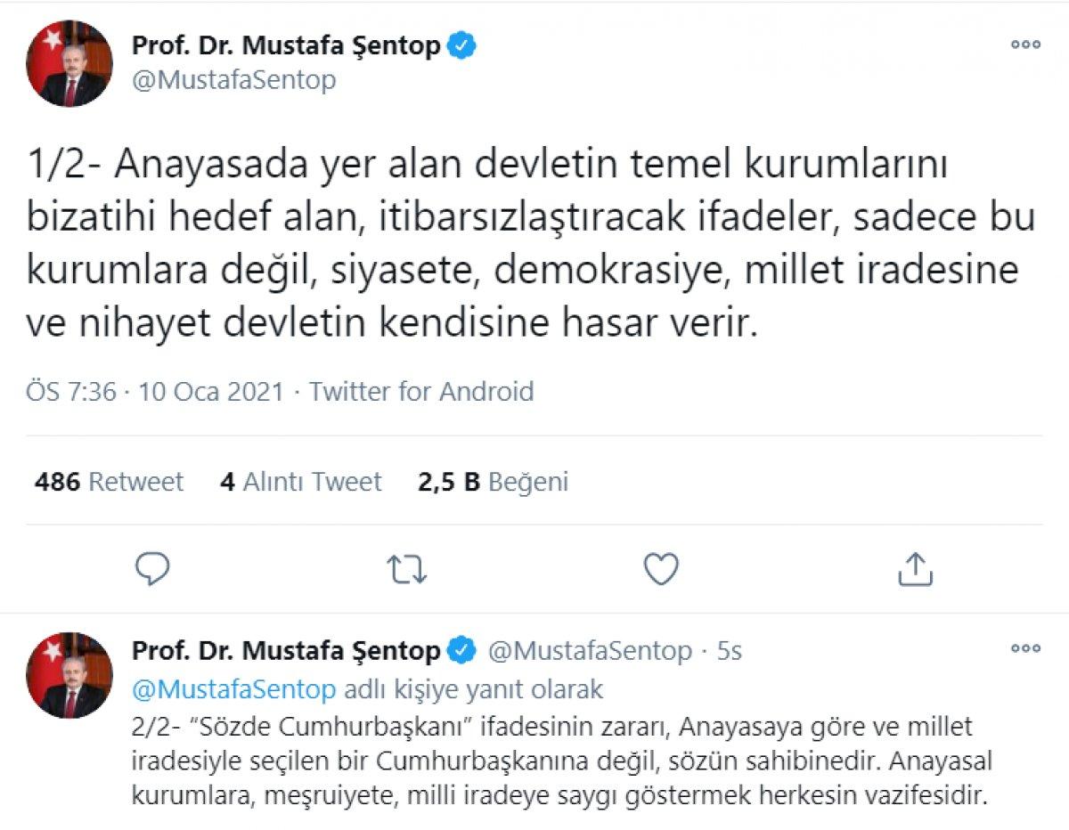 Kılıçdaroğlu nun,  sözde cumhurbaşkanı  sözü, büyük tepki topladı #1
